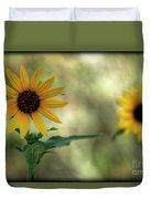 Summer Of Sunflowers  Duvet Cover