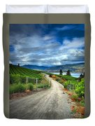 Summer Passages Duvet Cover