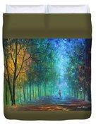 Summer Scent Duvet Cover