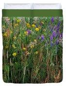 Summer Scents Duvet Cover
