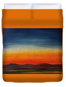 Summer Stillness In Montana   71 Duvet Cover