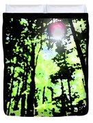 Summer Sun Duvet Cover