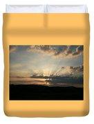Summer Sunrise Spectacular Duvet Cover