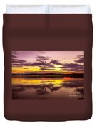 Summer Sunset 1 Duvet Cover