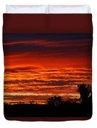 Summer Sunset 2 Duvet Cover