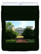 Summer Time At Sweet Briar House Duvet Cover