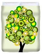 Summer Tree Duvet Cover