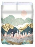 Summer Vista Duvet Cover