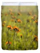 Summer Wildflowers Duvet Cover