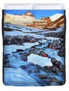 Summerland Creek Duvet Cover
