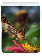 Summer's Sweet Nectar Duvet Cover
