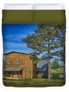 Summersville Mill Ozark National Scenic Riverways Dsc02626 Duvet Cover