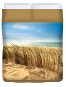 Summertime Blues Duvet Cover