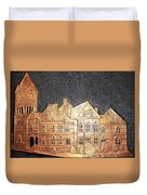 Sumter County Courthouse - 1897 Duvet Cover