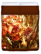 Sun And Rose Duvet Cover
