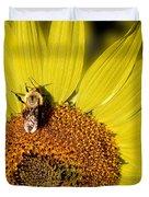 Sun Bee Duvet Cover