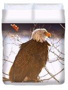 Sun Bird  Duvet Cover