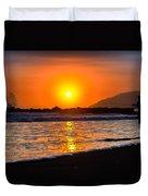 Sun Catcher Duvet Cover