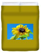 Sun Flower - Id 16235-142743-3974 Duvet Cover