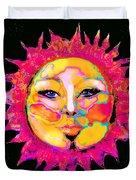 Sun Goddess She Sun Duvet Cover