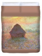 Sun In The Mist Duvet Cover