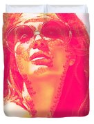Sun Kissed Pearlesqued Duvet Cover