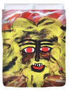 Sun Of Man Duvet Cover