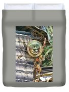 Sun Power Puerto Vallarta  Duvet Cover