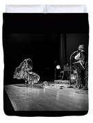 Sun Ra Arkestra At Freeborn Hall Duvet Cover