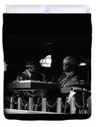 Sun Ra Arkestra At The Red Garter 1970 Nyc 14 Duvet Cover