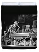 Sun Ra Arkestra At The Red Garter 1970 Nyc 3 Duvet Cover