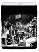 Sun Ra Arkestra At The Red Garter 1970 Nyc 9 Duvet Cover