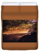 Sun Rays 1 Duvet Cover