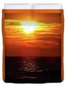Sun Setting Duvet Cover