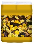 Sun Shine Drops Duvet Cover