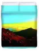 Sun Valley Duvet Cover