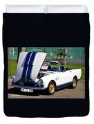 Sunbeam Tiger Duvet Cover