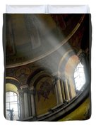 Sunbeams Heavenward Duvet Cover