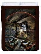 Sunburst Sofas Duvet Cover by Nathan Wright