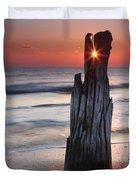 Suncrack Duvet Cover