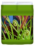 Sundew Drosera Capensis 3 Duvet Cover