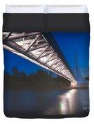 Sundial Bridge 4 Duvet Cover