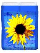 Sunflower 12 Duvet Cover
