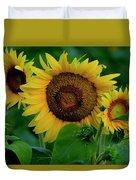 Sunflower 2017 9 Duvet Cover