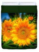 Sunflower 9 Duvet Cover
