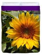 Sunflower Art- Summer Sun- Sunflowers Duvet Cover