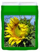 Sunflower By Design Duvet Cover