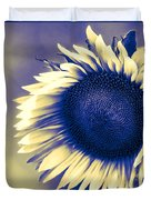 Sunflower Sunrise Duvet Cover