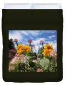 Sunflower Day Duvet Cover