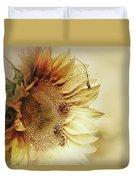 Sunflower Days Duvet Cover